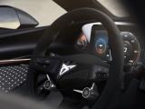 CUPRA toont eerste interieurbeeld van concept car