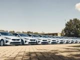Kia Motors Nederland B.V. levert nieuwe Kia Ceed aan het Ministerie van Defensie