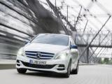 Nieuwe Mercedes-Benz B-Klasse – ook een pionier in efficiency